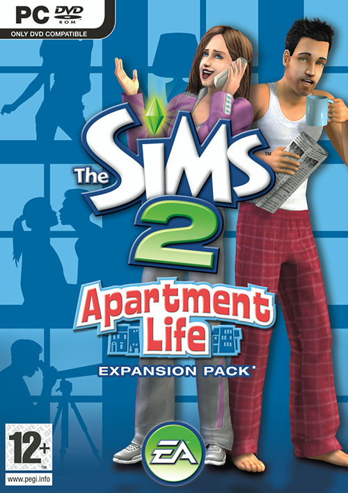 The Sims 2: Apartment Life (2008)