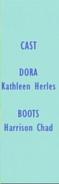 Dora the Explorer Episode 36 2002 Credits 1