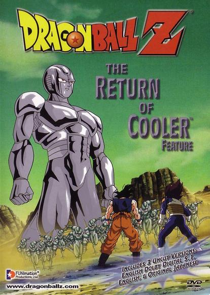 Dragon Ball Z: The Return of Cooler (2002)