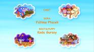 Dora the Explorer Episode 162 2015 Credits 1