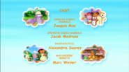 Dora the Explorer Episode 137 2012 Credits 3