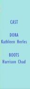 Dora the Explorer Episode 29 2002 Credits 1