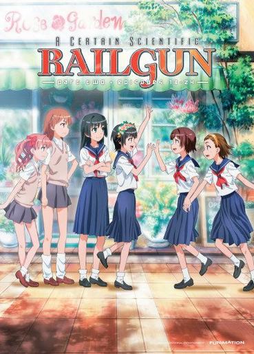 A Certain Scientific Railgun (2013)