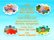 Dora the Explorer Episode 101 2008 Credits 2