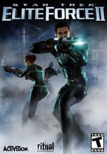 Stark Trek Elite Force II 2003 Game Cover.PNG