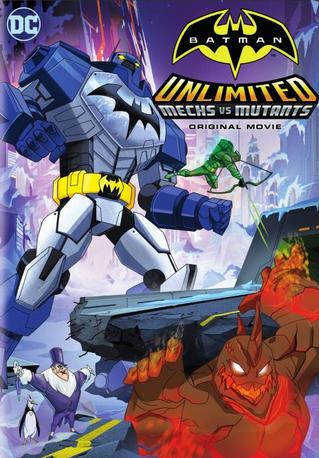 Batman Unlimited: Mech vs. Mutants (2016)