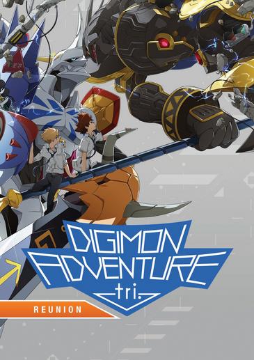 Digimon Adventure tri.: Reunion (2016)
