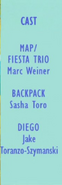 Dora the Explorer Episode 88 2005 Credits 2