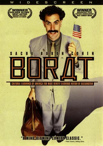 Borat 2006 English Voice Over Wikia Fandom