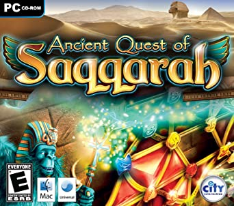 Ancient Quest of Saqqarah (2008)