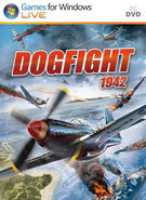 Dogfight 1942 2012 Game Cover