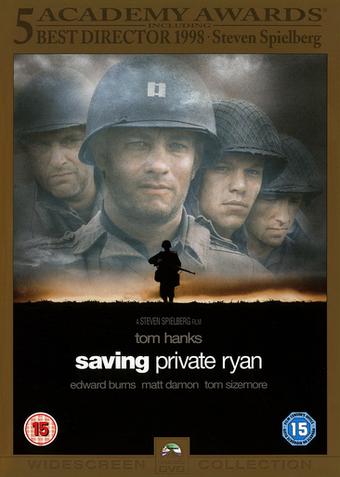 Saving Private Ryan 1998 English Voice Over Wikia Fandom