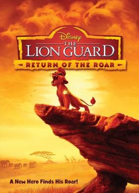 Disney The Lion Guard: Return of the Roar (2015)