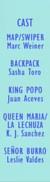 Dora the Explorer Episode 24 2001 Credits 2