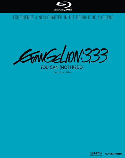 Evangelion: 3.33 You Can (Not) Redo (2014)