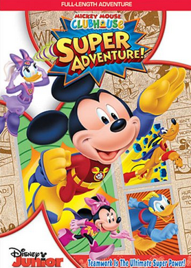 Disney Mickey Mouse Clubhouse: Super Adventure (2013)