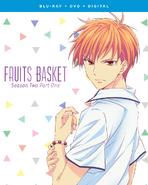 Fruits Basket Season Two 2020 Blu-ray Cover