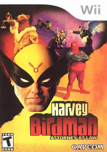 Harvey Birdman: Attorney at Law (2008)