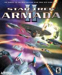 Star Trek Armada II 2001 Game Cover.PNG