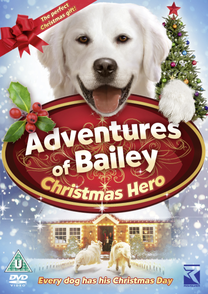 Adventures of Bailey: Christmas Hero (2012)