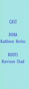 Dora the Explorer Episode 79 2005 Credits 1