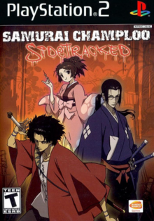 Samurai Champloo Sidetracked 2006 Game Cover.PNG