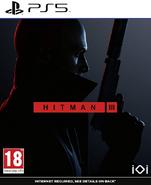 Hitman 3 2021 Game Cover