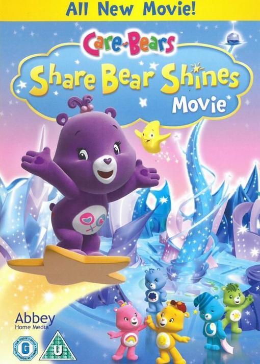 Care Bears: Share Bear Shines (2010)