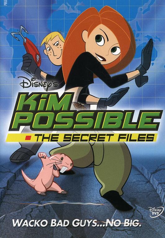 Disney's Kim Possible: The Secret Files (2003)