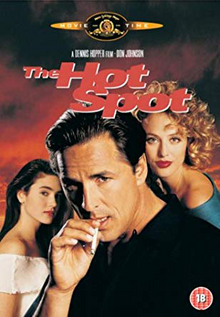 The Hot Spot 1990 DVD Cover.png
