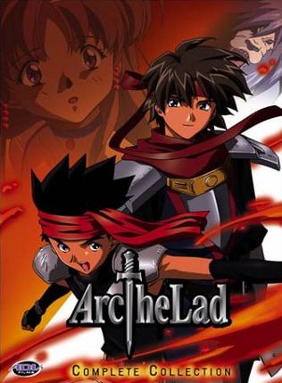 Arc the Lad (2001)