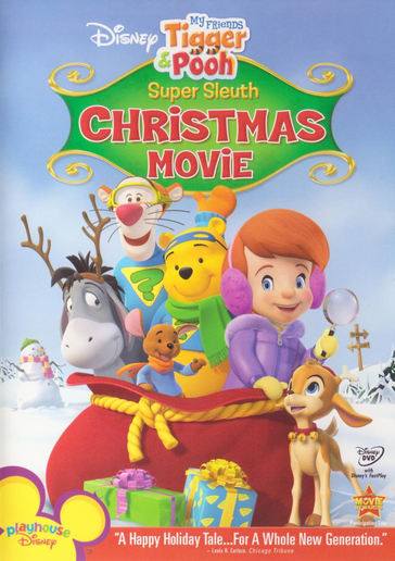 Disney My Friends Tigger & Pooh: Super Sleuth Christmas Movie (2007)