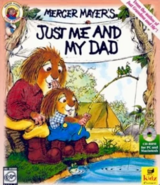 Mercer Mayer's Just Me and My Dad 1996 Game Cover