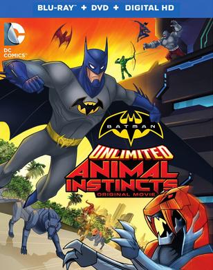 Batman Unlimited: Animal Instincts (2015)