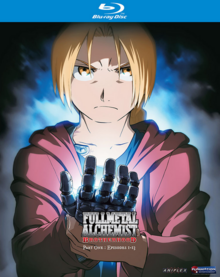 Fullmetal Alchemist Brotherhood Part One 2010 Blu-Ray Cover.PNG