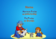 Mercer Mayer's Little Critter Just Me and My Grandpa 1998 Credits Part 1