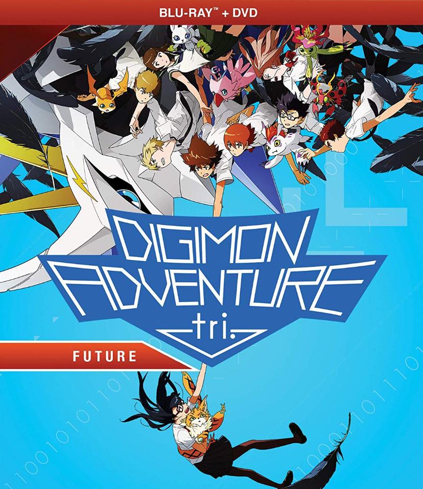Digimon Adventure tri.: Future (2018)