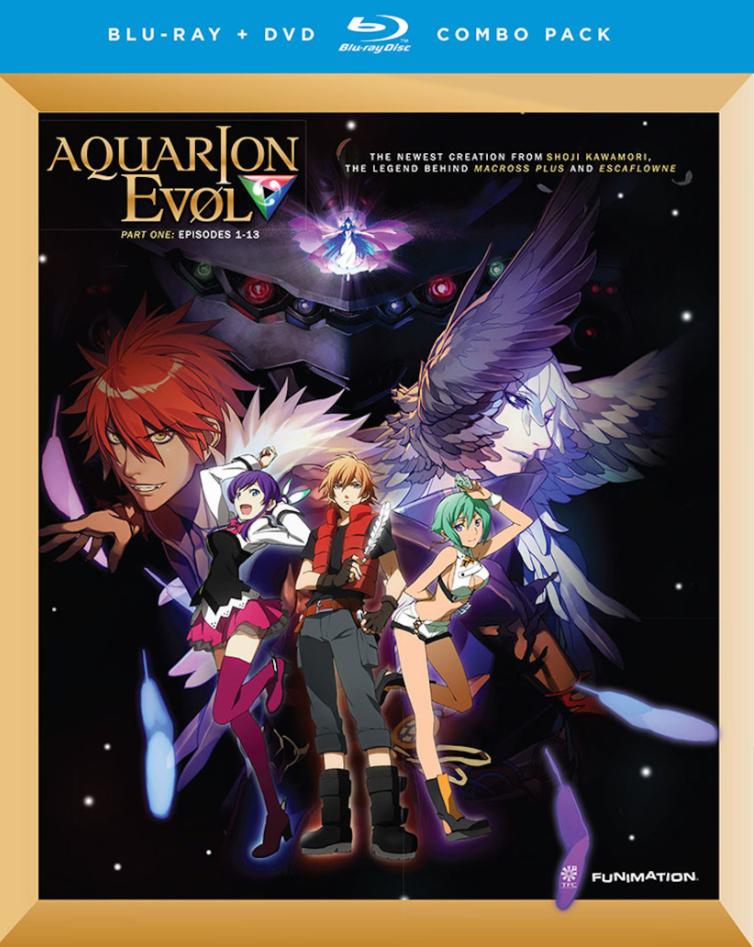 Aquarion Evol (2013)