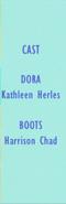 Dora the Explorer Episode 93 2006 Credits 1