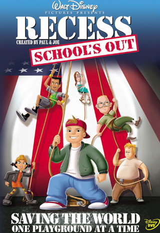 Disney's Recess: School's Out (2001)