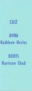 Dora the Explorer Episode 65 2003 Credits 1