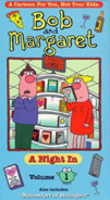 Bob and Margaret 1998 VHS Cover