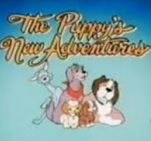 The Puppy's Further Adventures 1982 Title Card.PNG