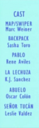 Dora the Explorer Episode 25 2001 Credits 2