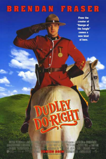 Dudley Do-Right 1999 Poster.PNG