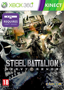 Steel Battalion Heavy Armor 2012 Game Cover.PNG