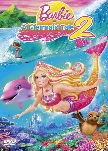 Barbie in A Mermaid Tale 2 (2012)