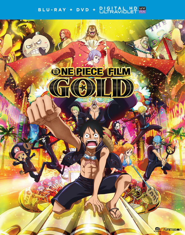 One Piece Film: Gold (2017)