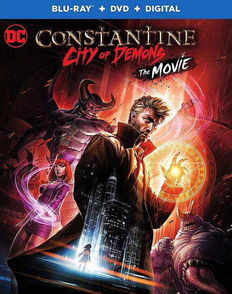 Constantine: City of Demons: The Movie (2018)