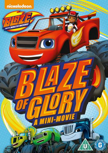 Blaze and the Monster Machines: Blaze of Glory (2014)